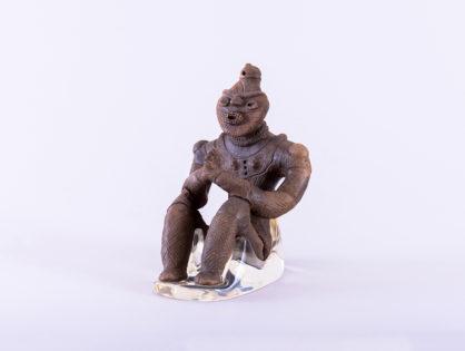 【土偶・国宝】八戸市・合掌土偶