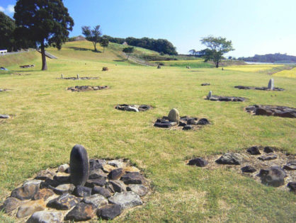 【遺跡】北上市・「樺山歴史の広場」復元風景