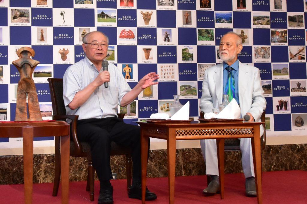 平成28年7月12日開催 縄文文化発信サポーターズ設立総会